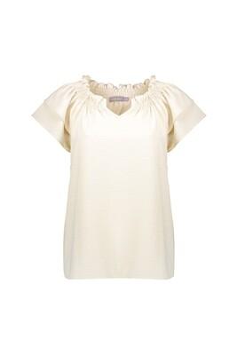 Geisha T-Shirt V-Hals