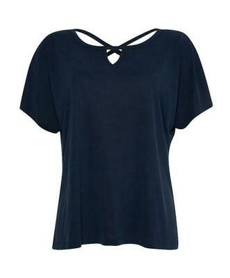 Geisha T-Shirt Blauw