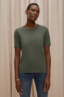 Drykorn Fammy T-Shirt Groen