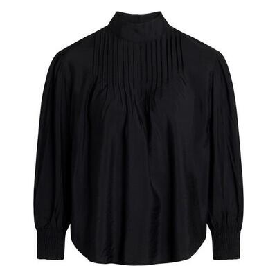 Co'Couture Blouse Zwart