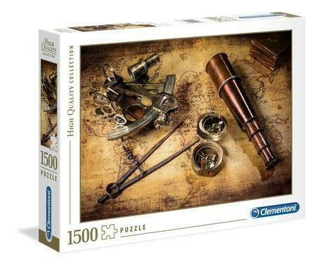 Course to the treasure - 1500 pcs - High Quality Collection