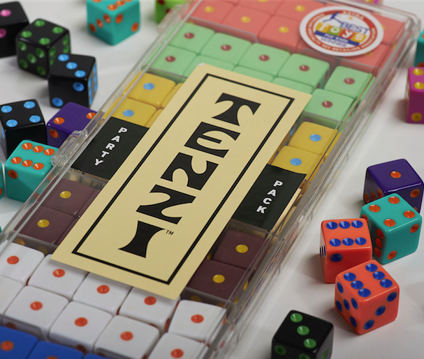 TENZI PARTY PACK – dice game