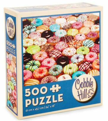 Doughnuts 500 pcs