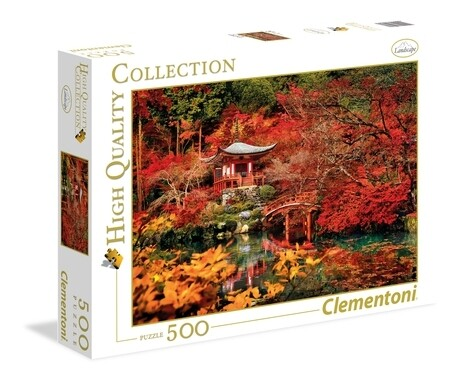 Orient Dream - 500 pcs - High Quality Collection