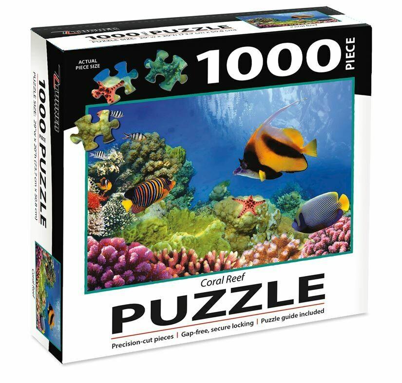 Coral Reef 1000 pcs