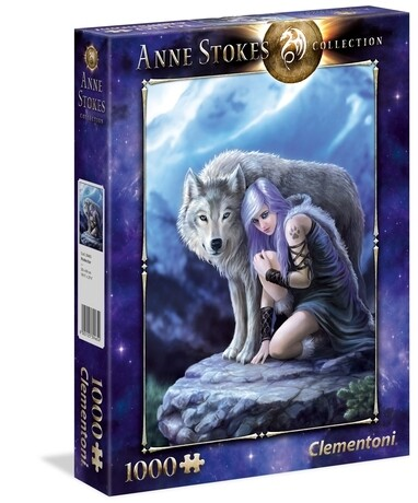 Protector - 1000 pcs - Anne Stokes Collection