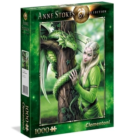 Kindred Spirits - 1000 pcs - Anne Stokes Collection