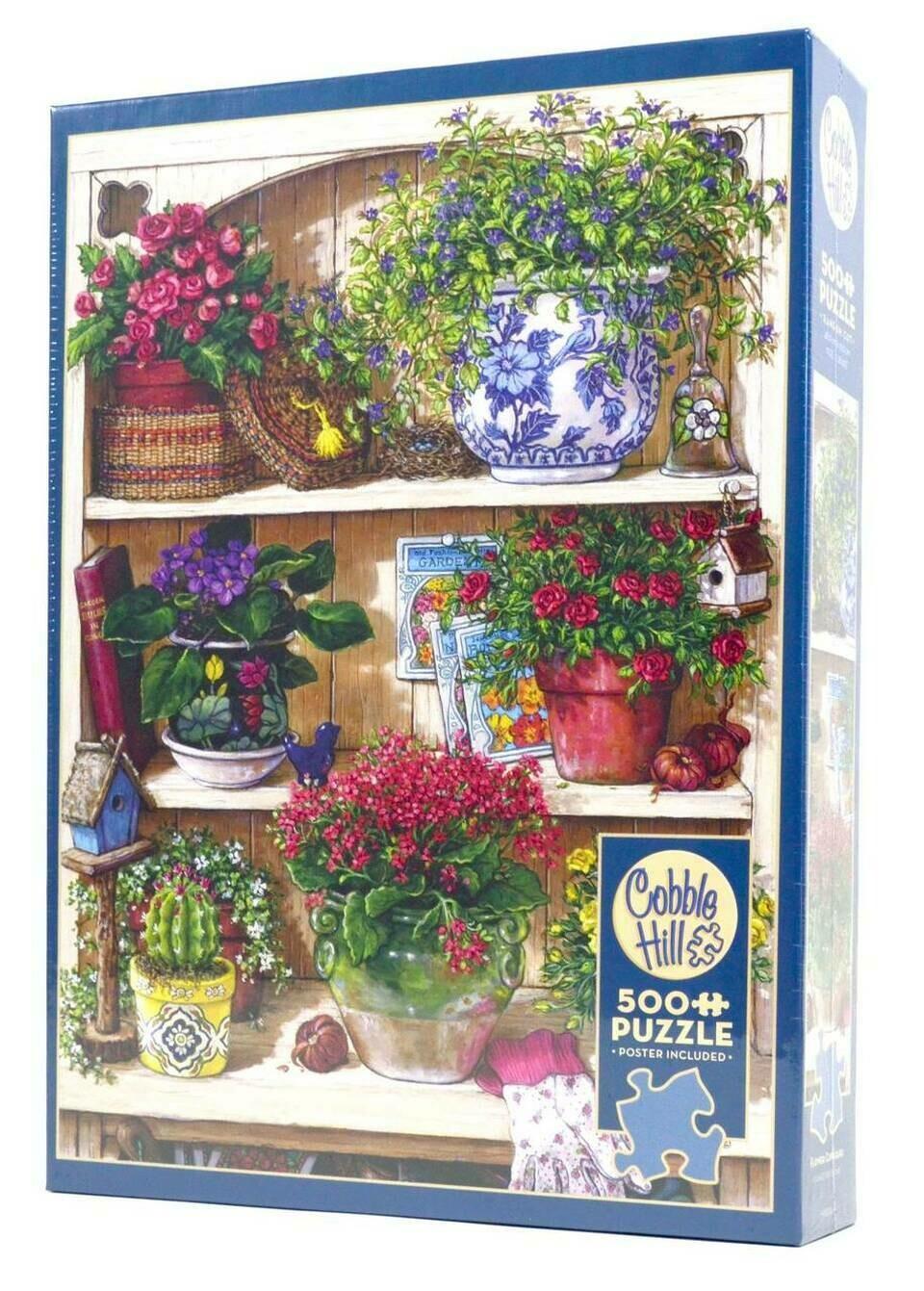 Flower Cupboard