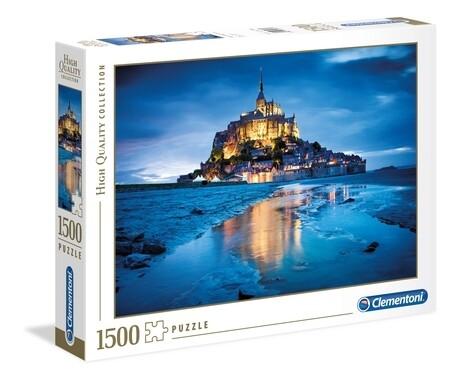 Le Mont Saint-Michel - 1500 pcs - High Quality Collection