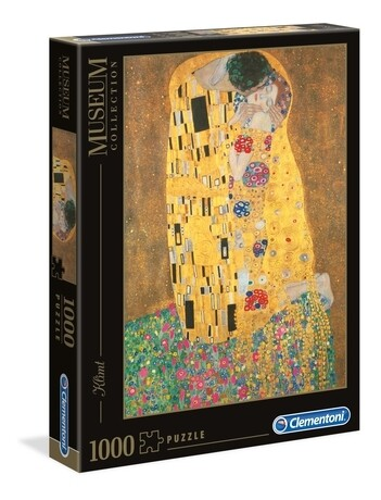 Klimt - Il Bacio - 1000 pcs - Museum Collection