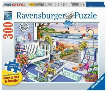 Seaside Sunshine Puzzle 300 pcs