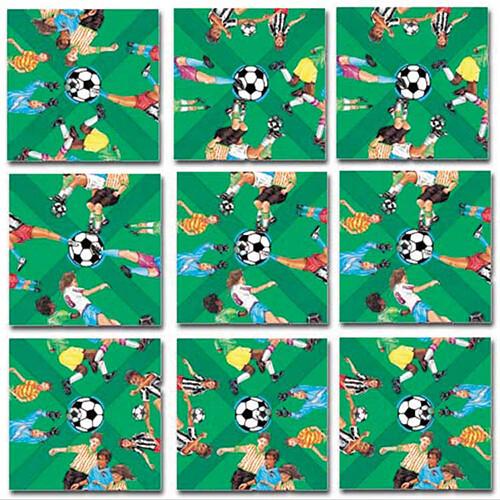 Soccer Scramble Squares