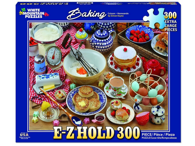 Baking- 300 Piece Jigsaw Puzzle