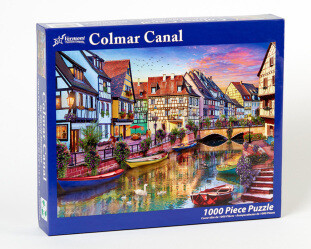Colmar Canal 1000 pcs