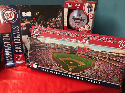 Washington National Baseball Bundle