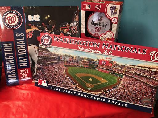 Washington National Baseball Bundle
