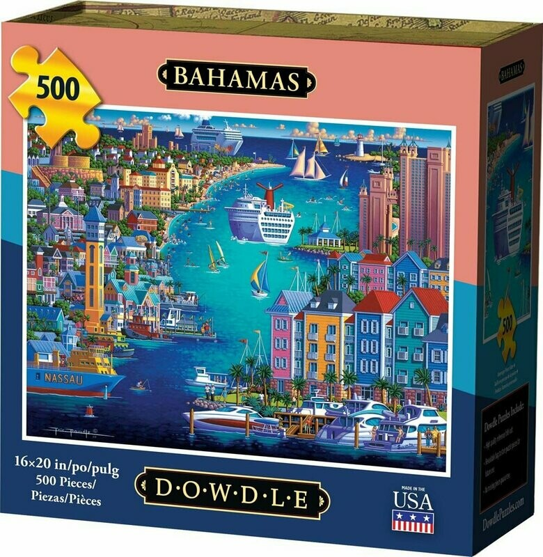 BAHAMAS - TRADITIONAL PUZZLE