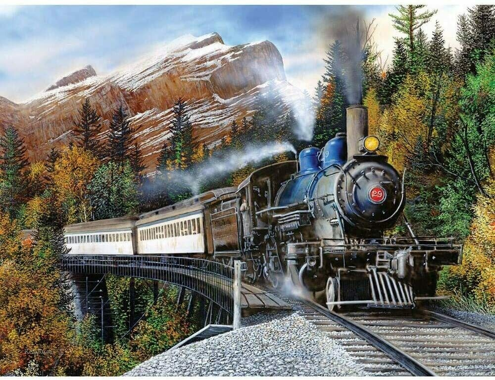 Cra-Z-Art 300 Piece - Autumn Express
