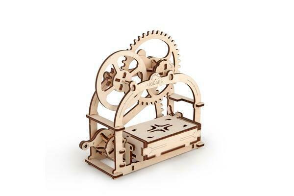 UGears Mechanical Etui/Box