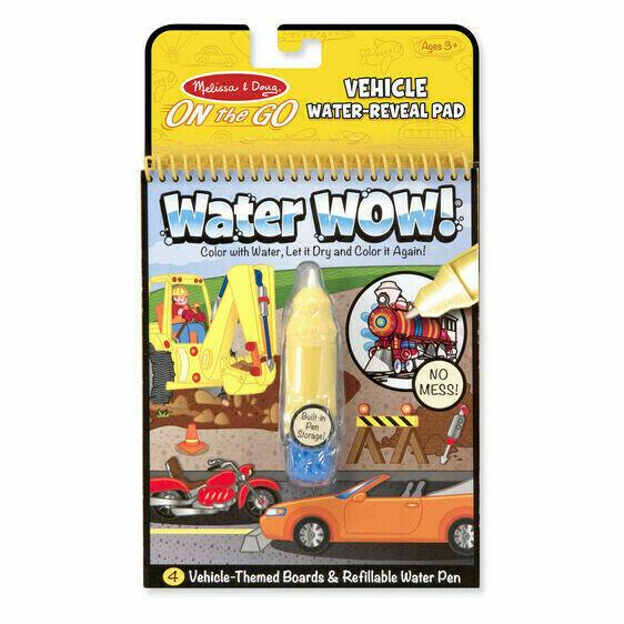 Vehicle Water Wow