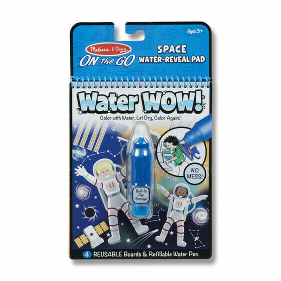 Space Water Wow