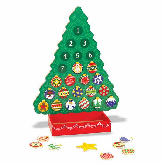 Countdown To Christmas Advent Calendar
