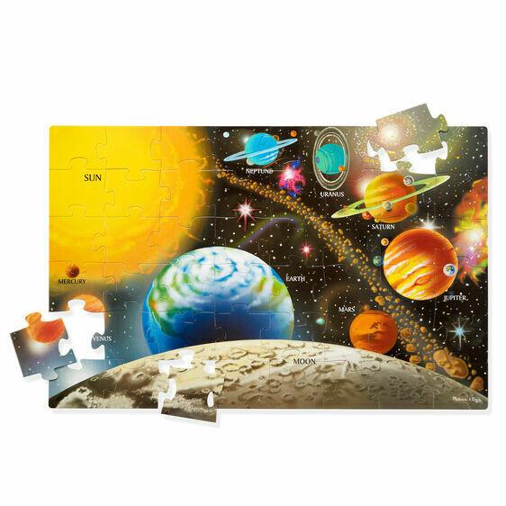 Solar System Floor 48 Pc