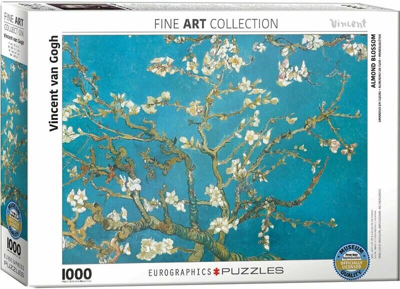Almond Blossom Van Gogh  1000 Pc