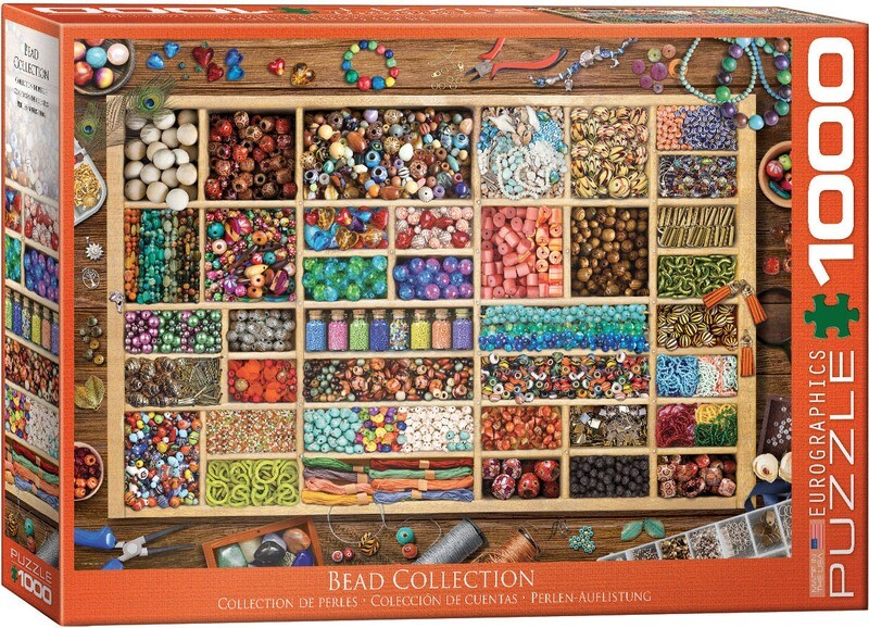 Bead Collection 1000 Pc