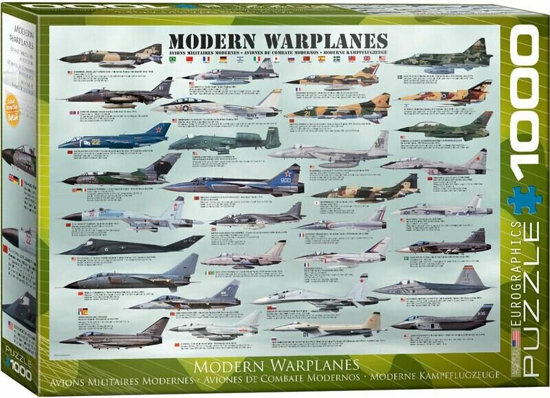 Modern Warplanes 1000 Pc
