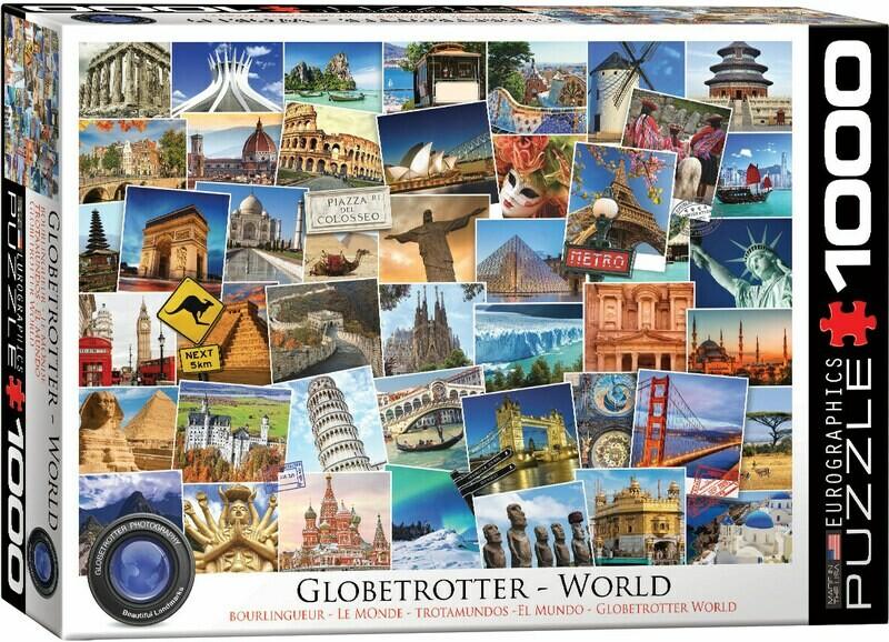 Globetrotter - World 1000 Pc