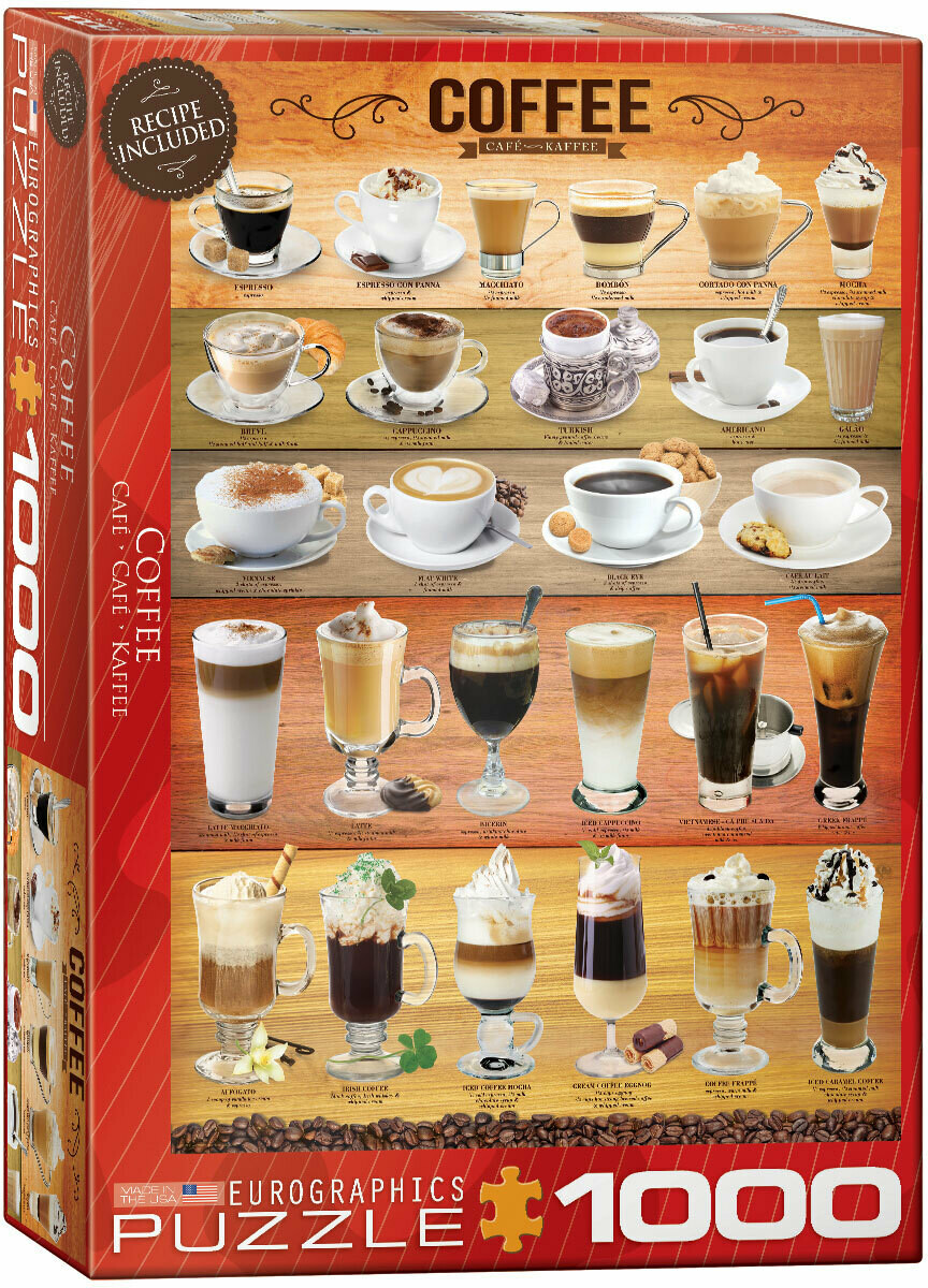 Coffee 1000 Pc
