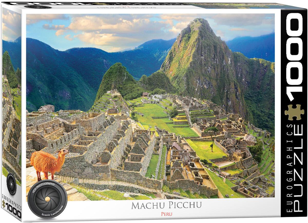Mach Picchu 1000 Pc