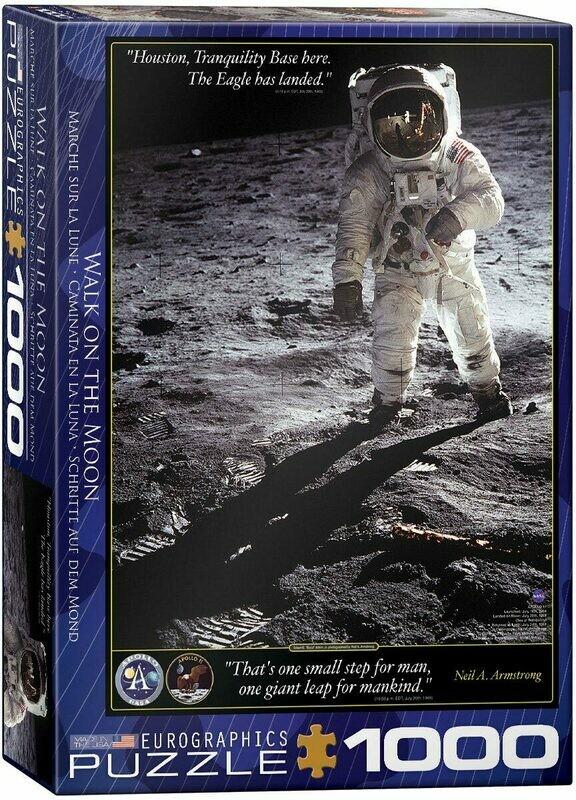 Walk On The Moon 1000 Pc