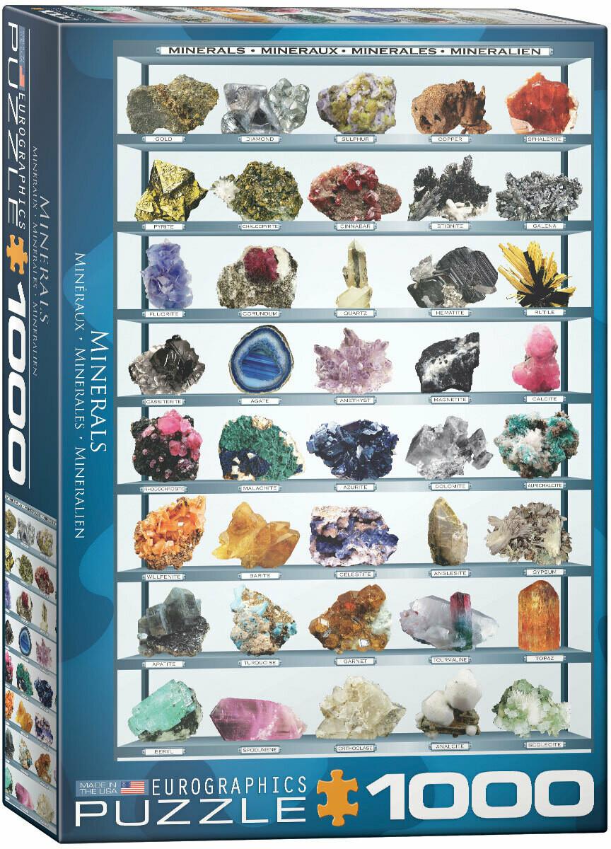 Minerals 1000 Pc