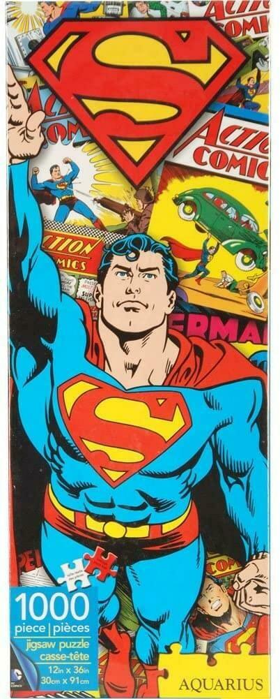Superman 1000 Pc Slim