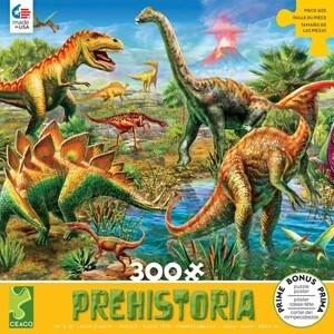 Jurassic Playground 300 Pc
