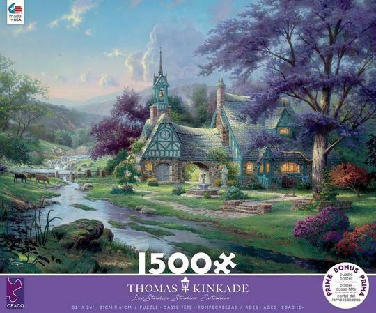 Kincade Clocktower Cottage 1500 Pc