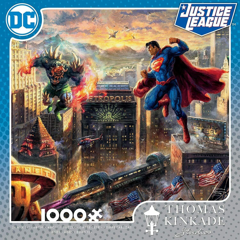 Kincade Justice League Superman 1000 Pc