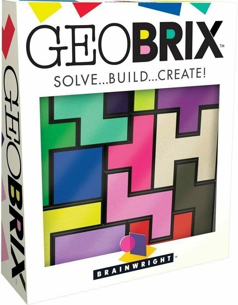 Geobrix Game