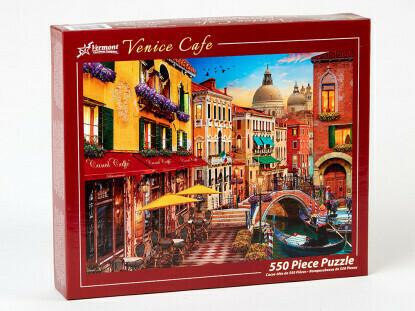 Venice Cafe 550 Pc