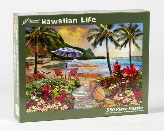 Hawaiian Life 550 Pc