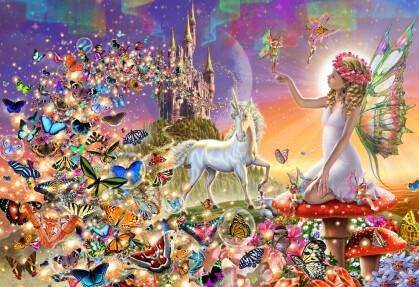 Fairyland 100 Pc