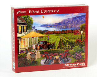 Wine Country 1000 Pc