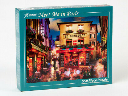 Meet Me In Paris 550 Pc