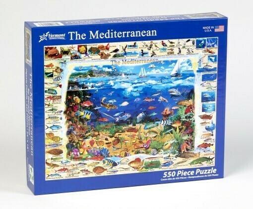 The Mediterranean 550 Pc