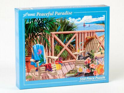Peaceful Paradise 550 Pc