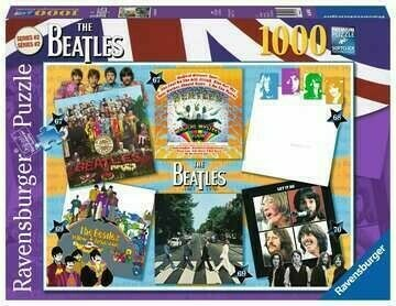 The Beatles Albums 1967-1970 1000 Pc