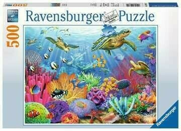Tropical Waters 500 Pc