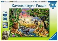 Evening At The Waterhole 300 Pc